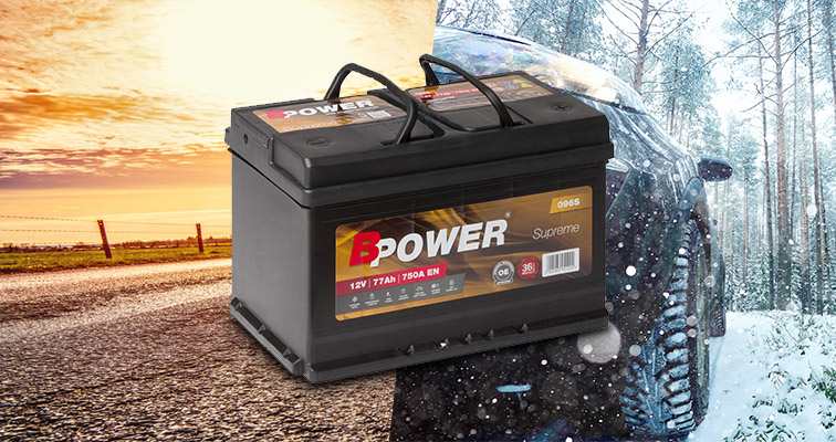 Baterie Bpower