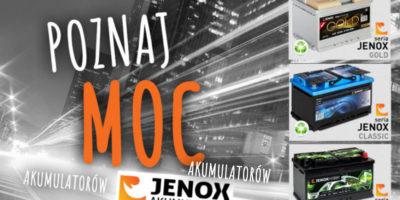 Akumulatory Jenox Tarnów